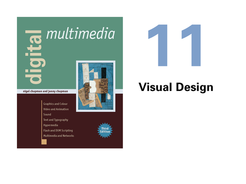 Digital Multimedia 11VisualDesign Page01